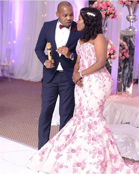 BEST AFRICAN WEDDING DRESSES PICTURES 2018   Latest African