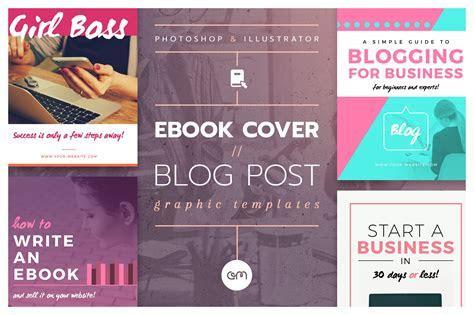Ebook Cover / Blog Post Graphics ~ Web Elements ~ Creative