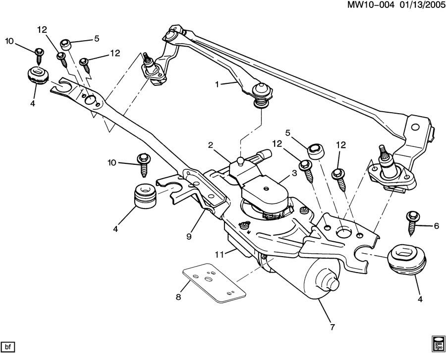 95 Buick Century Heater Blower Wiring Diagram