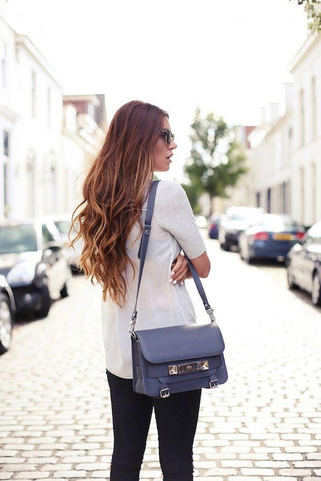 2 Le Fashion Blog Long Hair Inspiration Negin Mirsalehi Brunette Brown Wavy Blue Proenza Schouler PS11 photo 2-Le-Fashion-Blog-Long-Hair-Inspiration-Negin-Mirsalehi-Brunette-Brown-Wavy-Blue-Proenza-Schouler-PS11.jpg