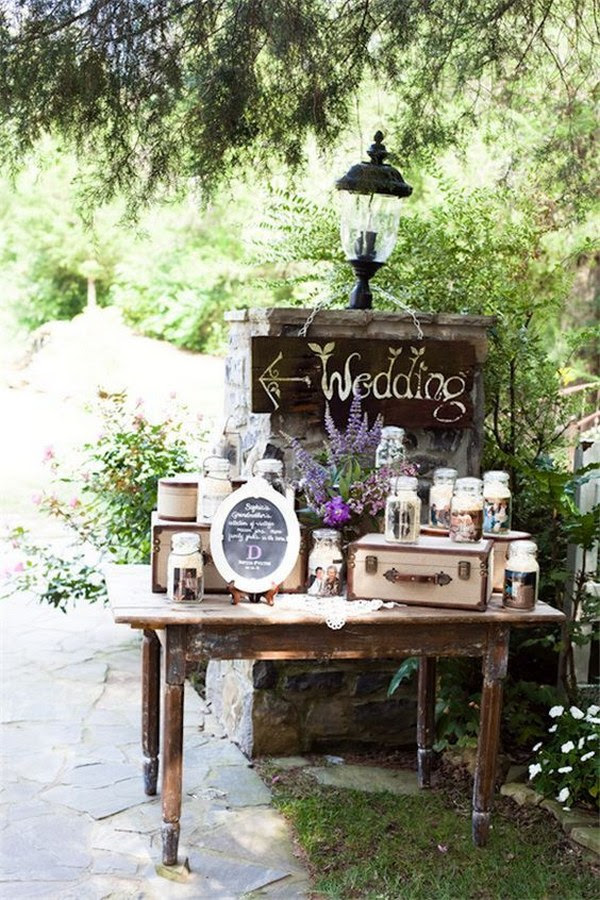 25 Wedding Guest Book Sign In Table Decoration Ideas Hi Miss