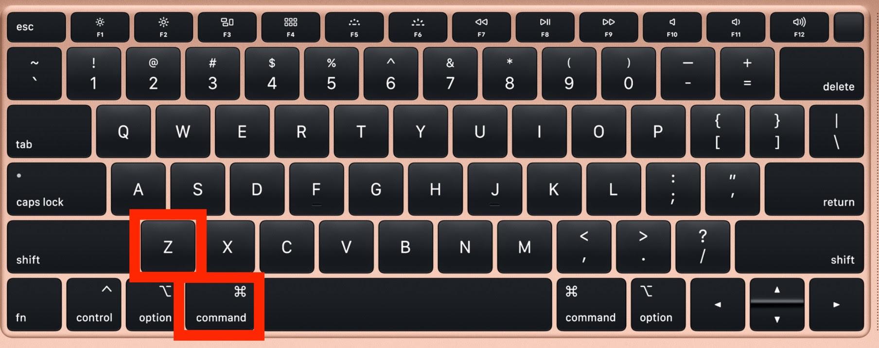 How to Undo on Mac & Redo on Mac