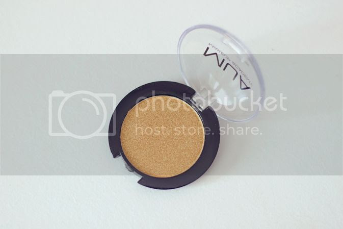budget gold eyeshadow drugstore cheap