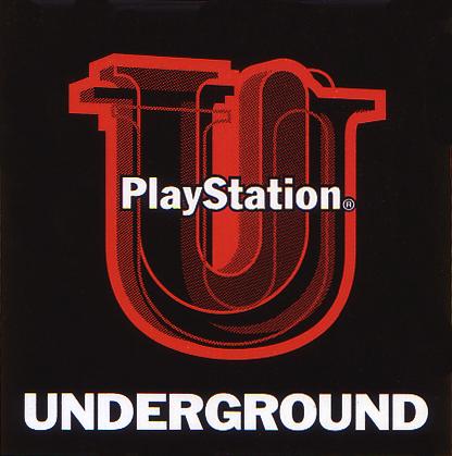 PlayStation Underground logo