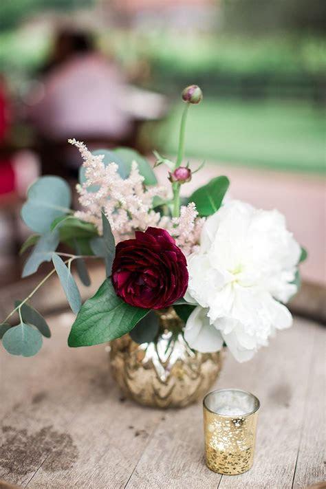 Best 25  Burgundy floral centerpieces ideas on Pinterest