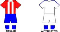 Uniforme Selección Yuteña de Fútbol