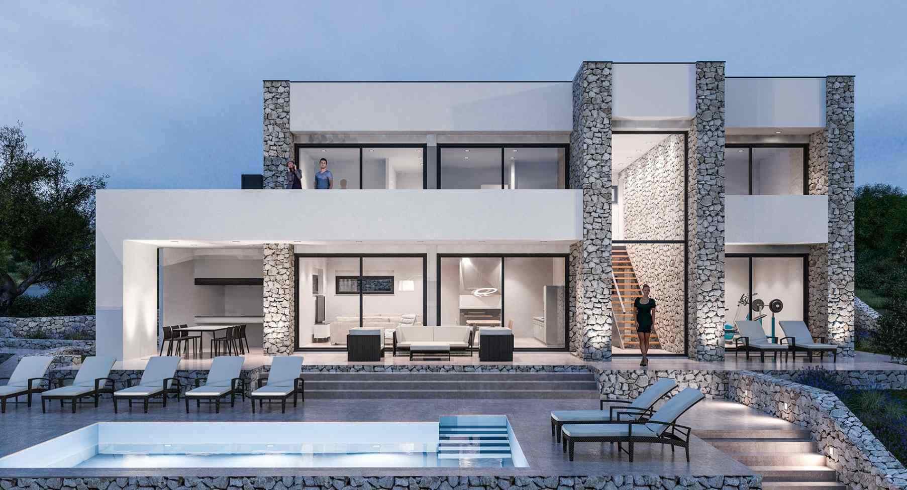house villa sale croatia kvarner krk H404 2
