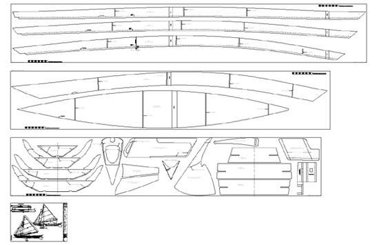 Free Plywood Canoe Plans