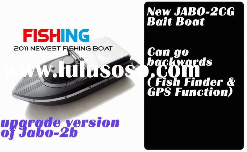 Nice Bait Boat Plans