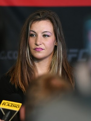Miesha Tate UFC Melbourne (Foto: Jeff Bottari/Zuffa LLC/Getty Images)