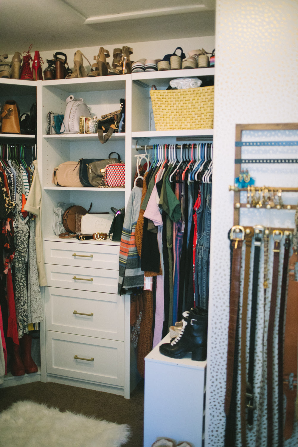 The Latest Closet Renovation Ideas with ClosetMaid — Life of a Sister