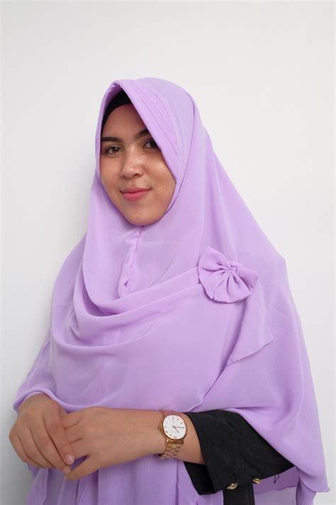 hijab jilbab khimar syari aisyah pet bundakunet