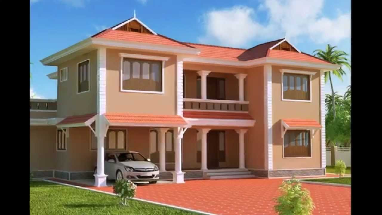 Beautiful Painted Houses Pictures - Ideas House Generation