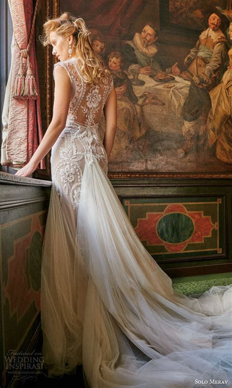 Solo Merav 2016 Wedding Dresses ?   Interview with