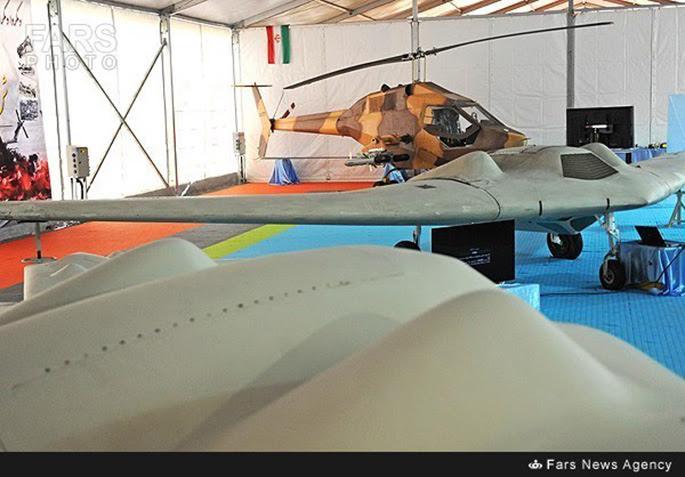 RQ-170 a Irán 2