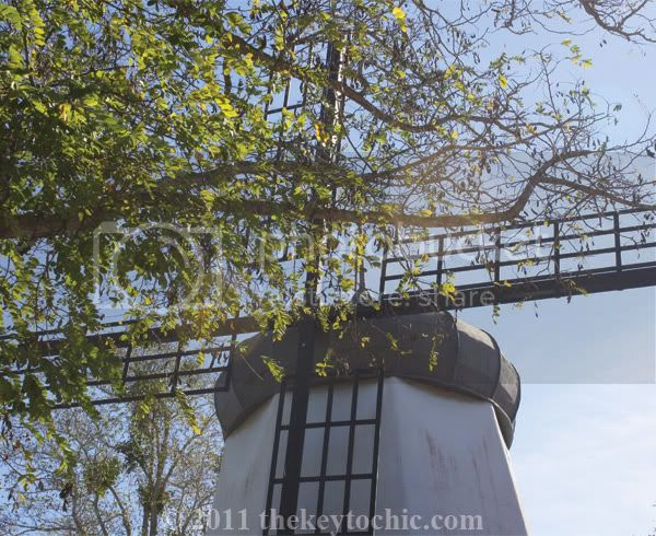 windmill in Solvang, California