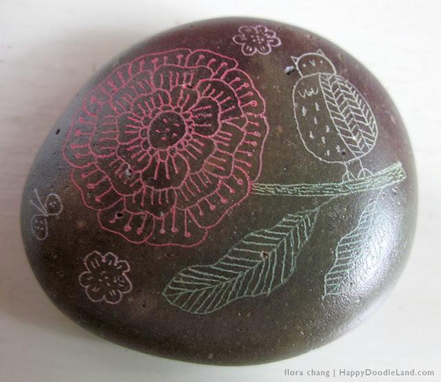 Engraved Rock - Test 1