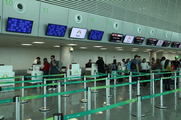 Valor da taxa de embarque a ser cobrada no aeroporto Aluízio Alves ainda não está definido
