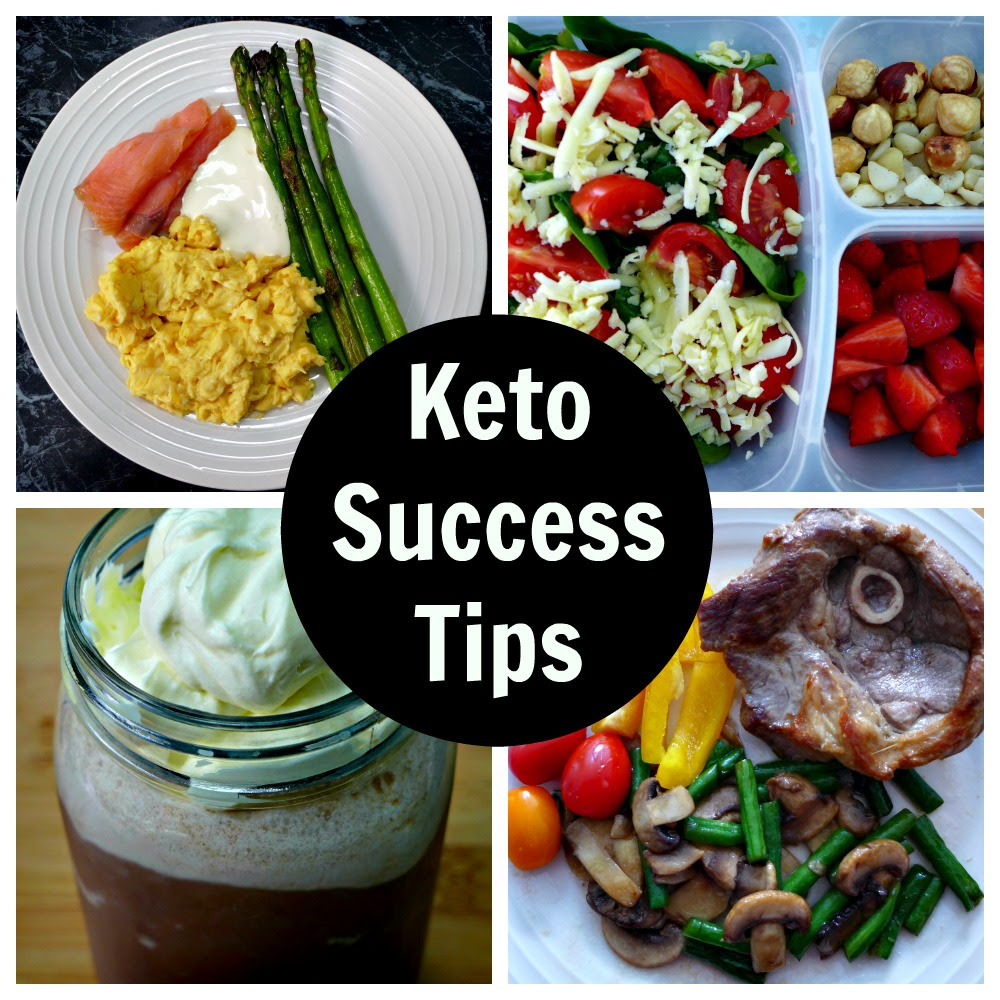 Keto Diet - Guide and Tips for Weight Loss Success