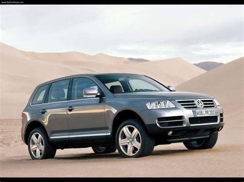 Volkswagen Touareg (2003)