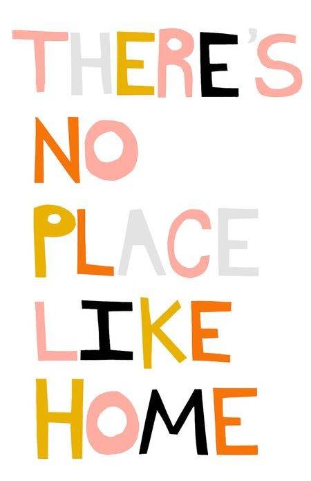 Theres No Place Like Home Unknown Picture Quotes Quoteswave