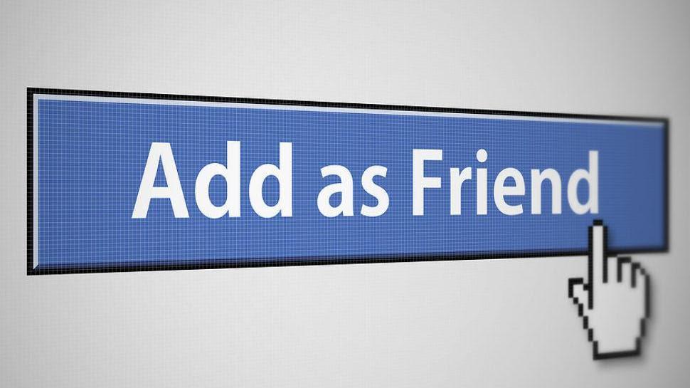 friend request facebook ignore
