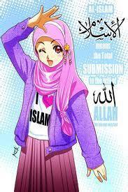 animasi muslimah efriati