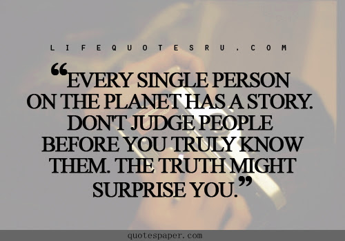 Quotes About Truth And Judging 54 Quotes
