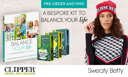 Win the ultimate health and wellness bundle