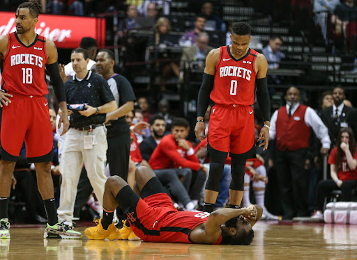 Avatar of Remember When James Harden Booped Himself Against The Pelicans?