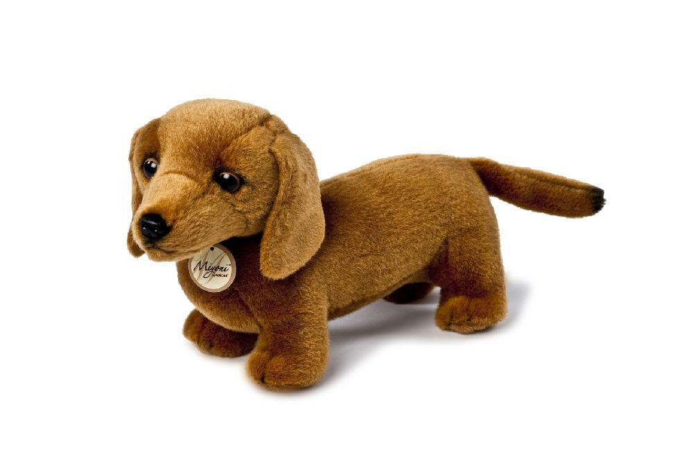 Image result for images of a plush toy sausage dog