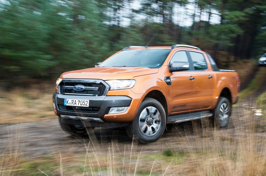 2016 Ford Ranger Wildtrak review review | Autocar