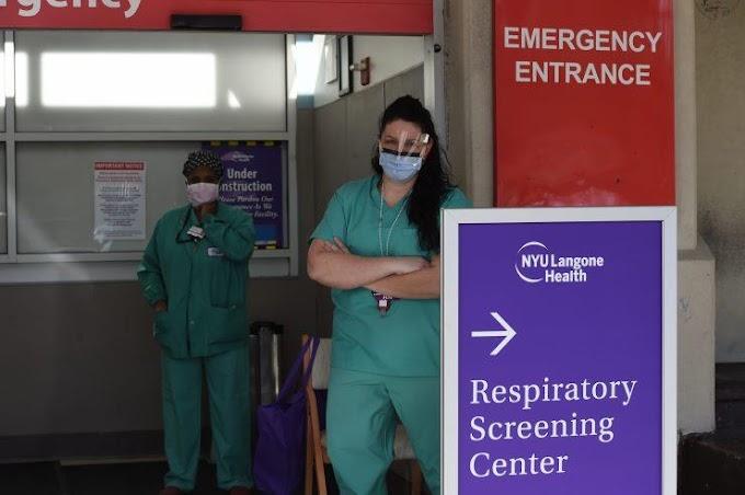 Bệnh viện Mỹ dọa đuổi nhân viên tự ý tiết lộ thông tin chống dịch Covid-19