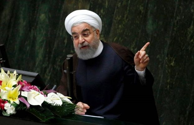 Withdrawal from region serves US own interests, restores regional security: Rouhani