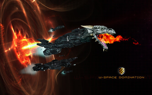 W-Space Domination Wallpaper