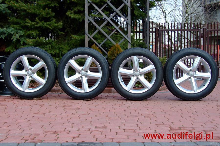 Felgi Aluminiowe Audi Q5
