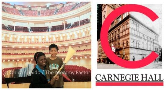 Carnegie Hall Fall Family Weekend 2015