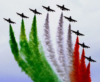 Republic Day fly over