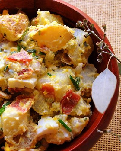 Egg Potato CU side