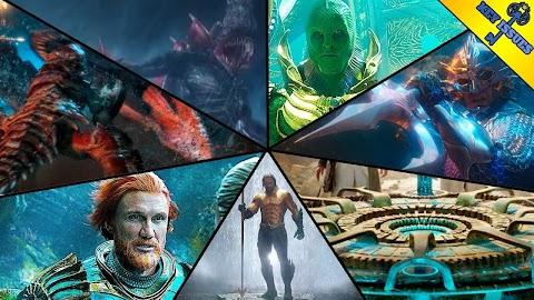 Seven Kingdoms Of Atlantis Dc Comics