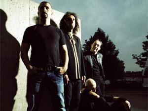 A banda californiana System of a Down (Foto: Divulgação/Myspace do artista)