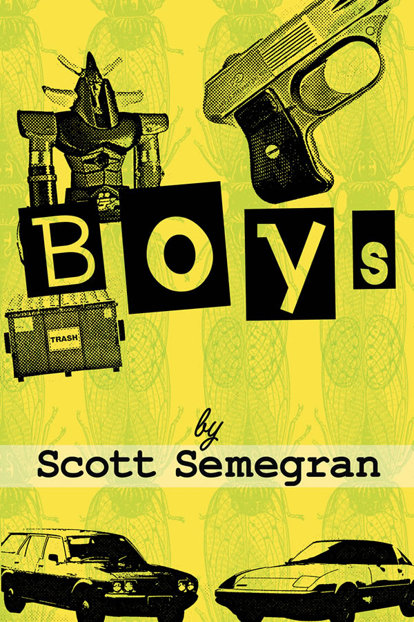 book cover for Boys