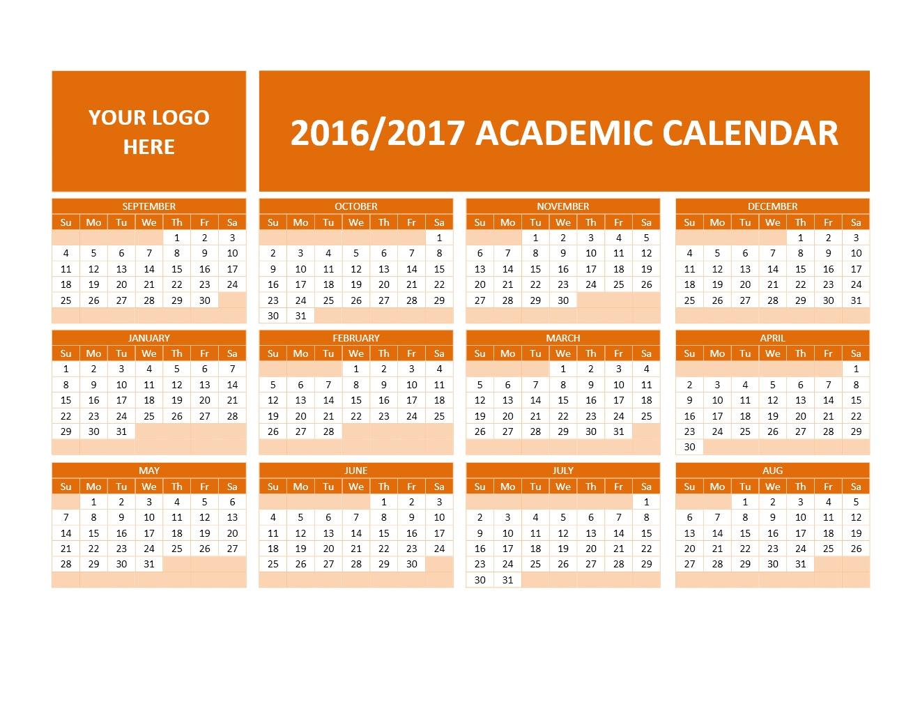 2016 2017 School Calendar 98