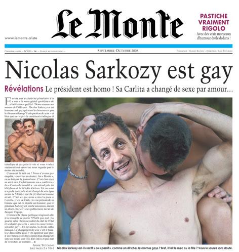 """Résultat de recherche d'images pour """"sarkozy gay"""""""