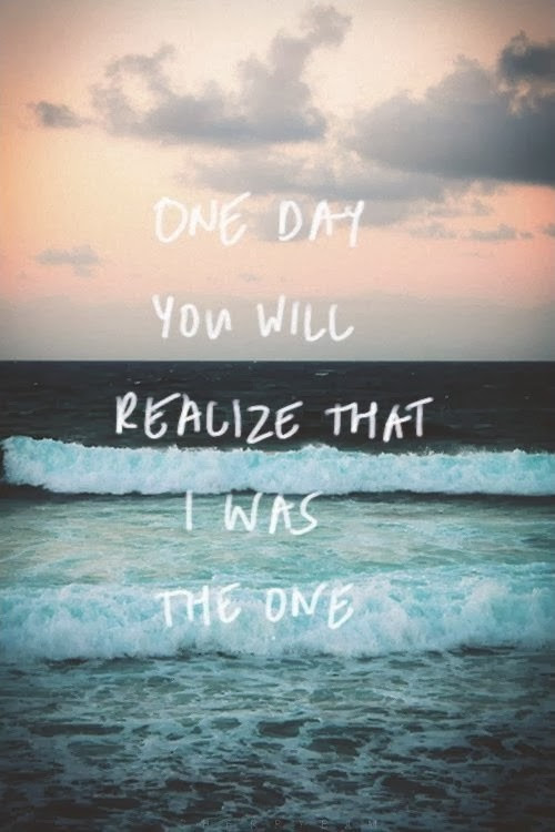 One Day You Will Realize Quote Quote Number 608649 Picture Quotes