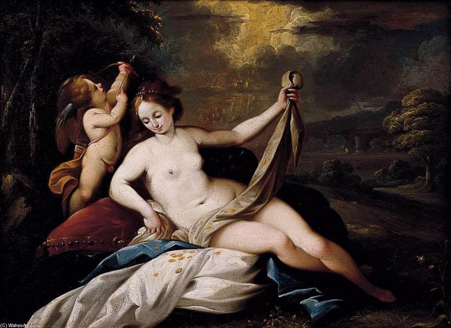 Resultado de imagem para paintings famous of venus and cupid