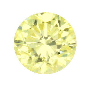 Original-Foto 2, 1,25CARAT NATURAL FANCY YELLOW ZITRONE BRILLANT VS1 IGI, D6107