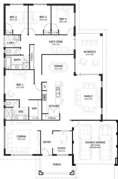 simple house diagram elegant  bedroom house plans home