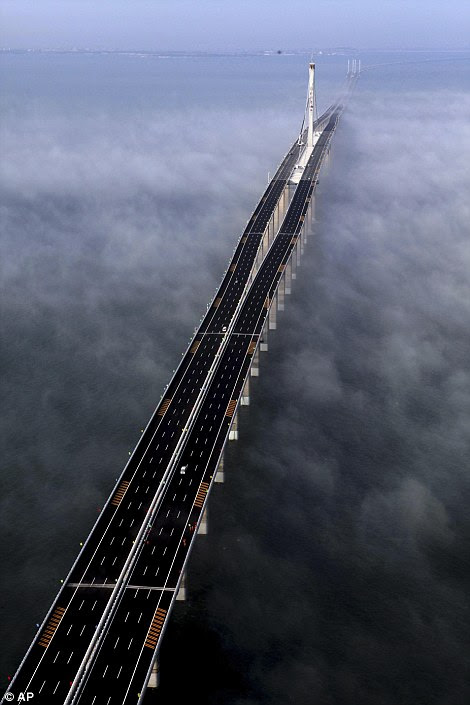 Jembatan Laut Terpanjang Di Dunia