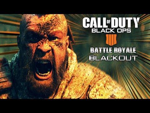 COD BLACK OPS 4 - BLACKOUT : SQUAD? QUE SQUAD!?